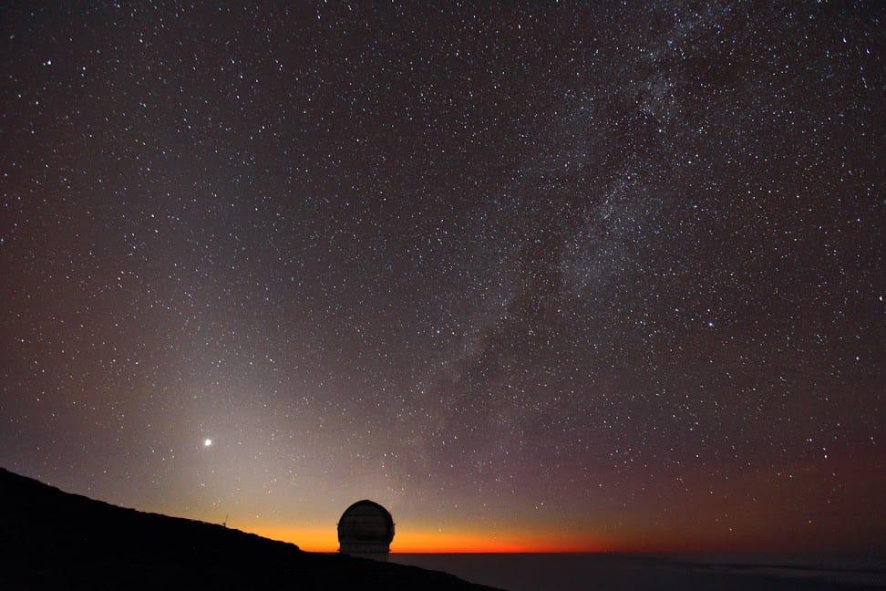 Astrotour La Palma Granteca Observatory, Roque Los Muchachos