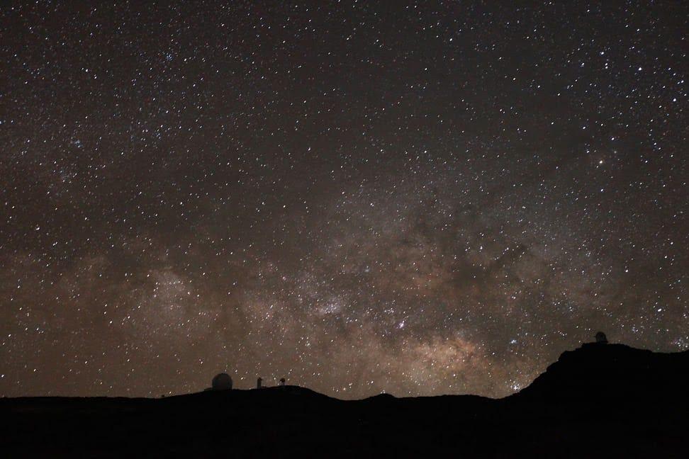 Astroturismo La Palma Osservazione Astronomica delle Stelle