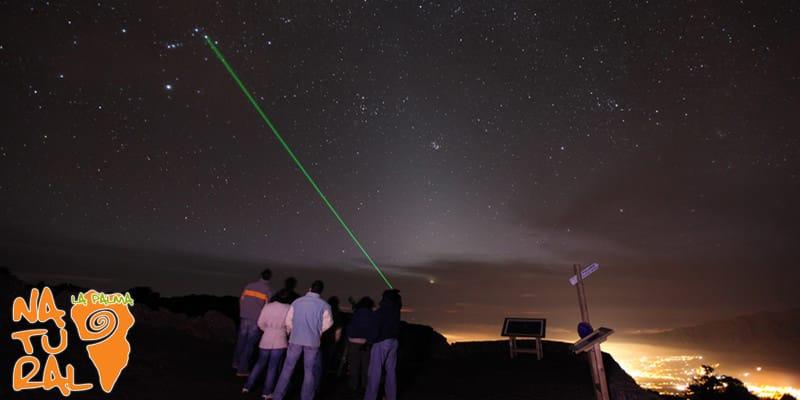 Astroturismo a La Palma per vedere le stelle
