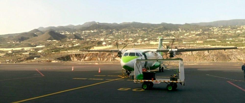 Aeroporto de La Palma Canarie