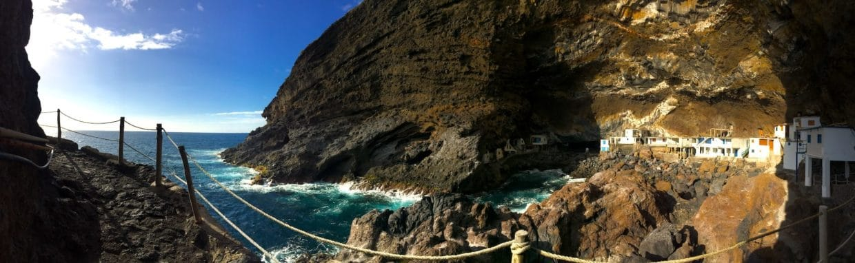 La Palma Canary Proìs de Candelaria Tijarafe