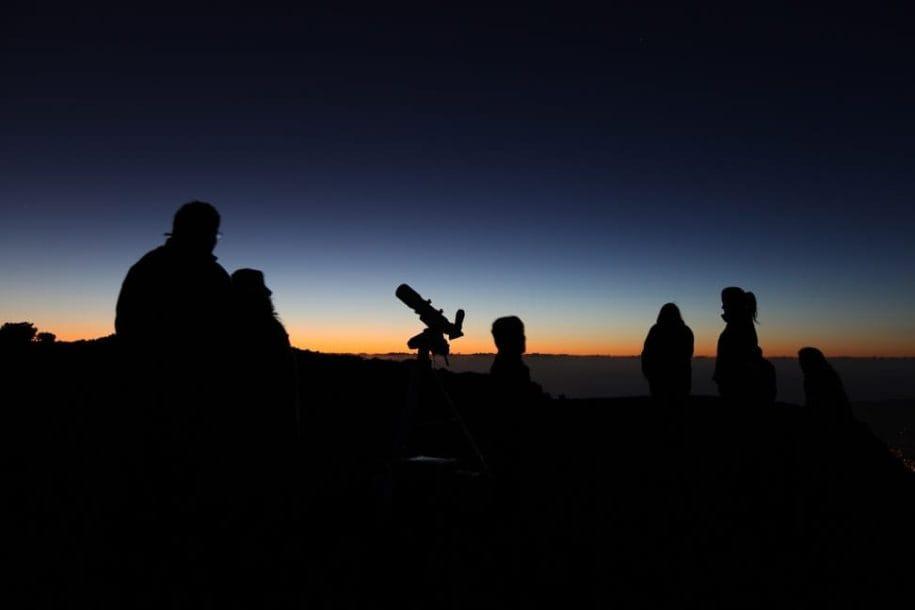 Osservazione astronomica La Palma Canarie