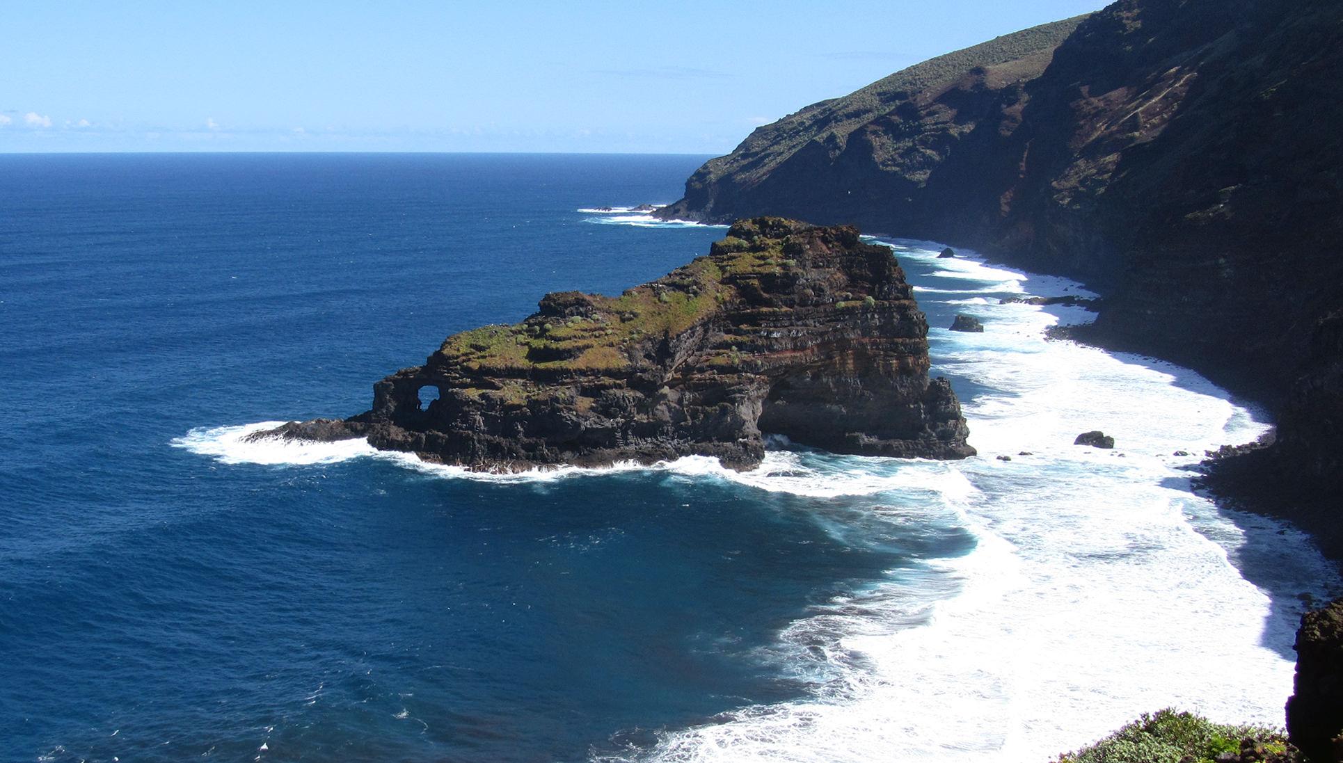 le spiaggie più belle de la Palma Canarie bujaren