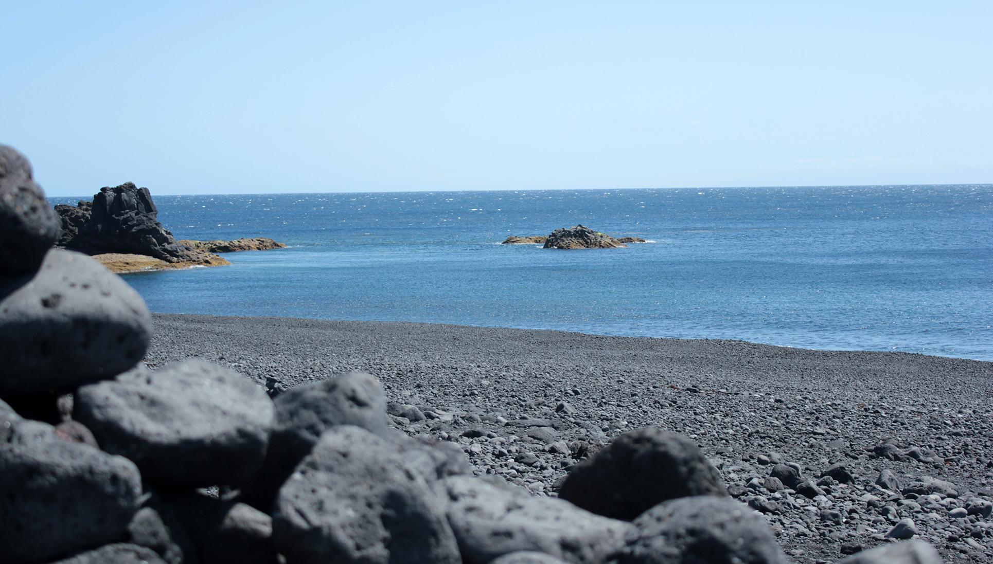 le spiaggie più belle de la Palma Canarie playa-echentive