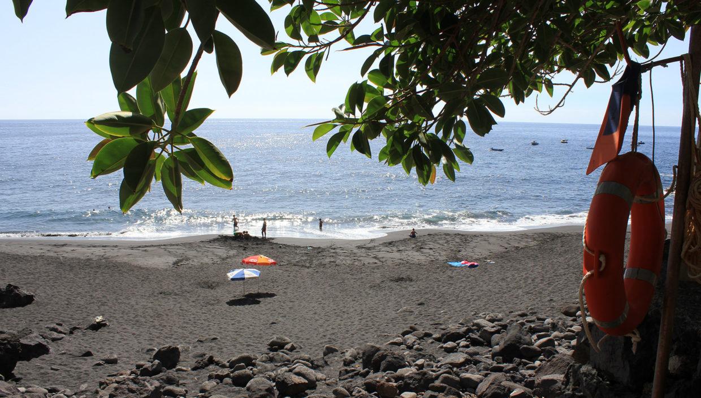 le spiaggie più belle de la Palma Canarie playa-la-veta