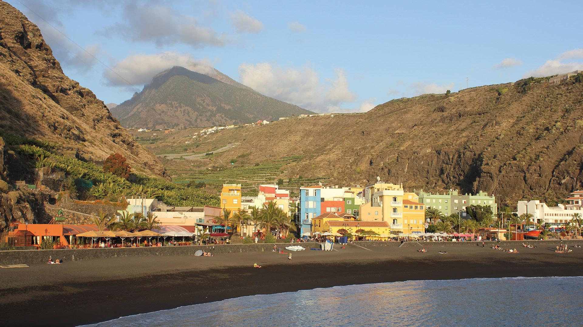 10 motivi per venire a La Palma
