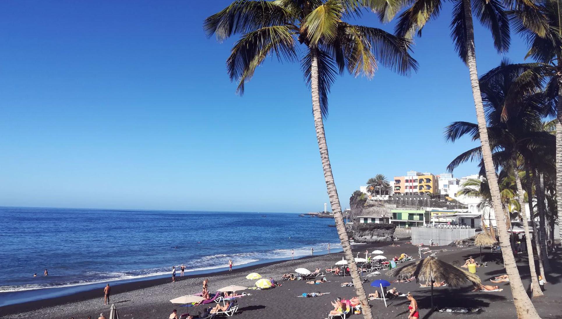che tempo fa a La Palma Webcam de La Palma Canarie