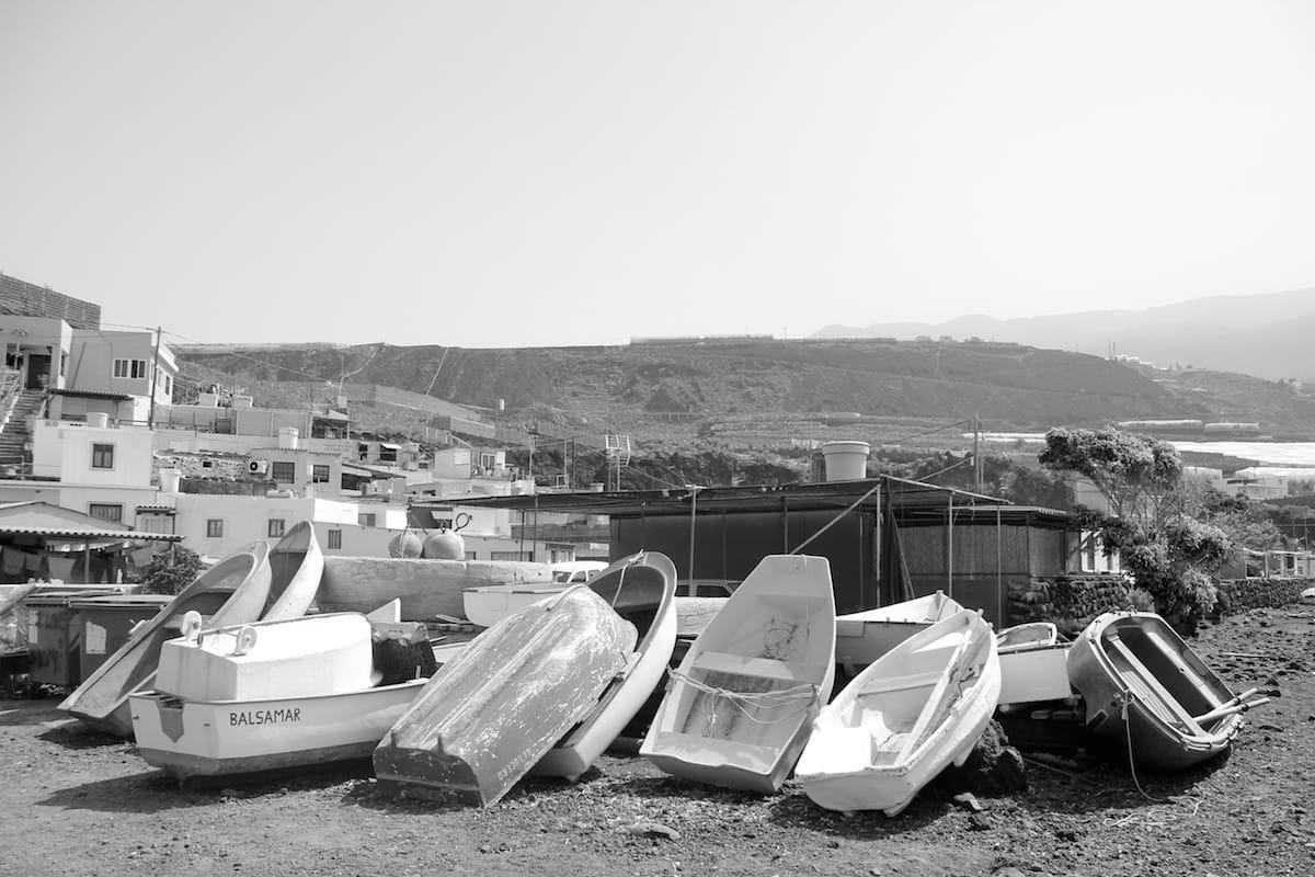 Vacanze a La Palma Canarie Barche La Bombilla