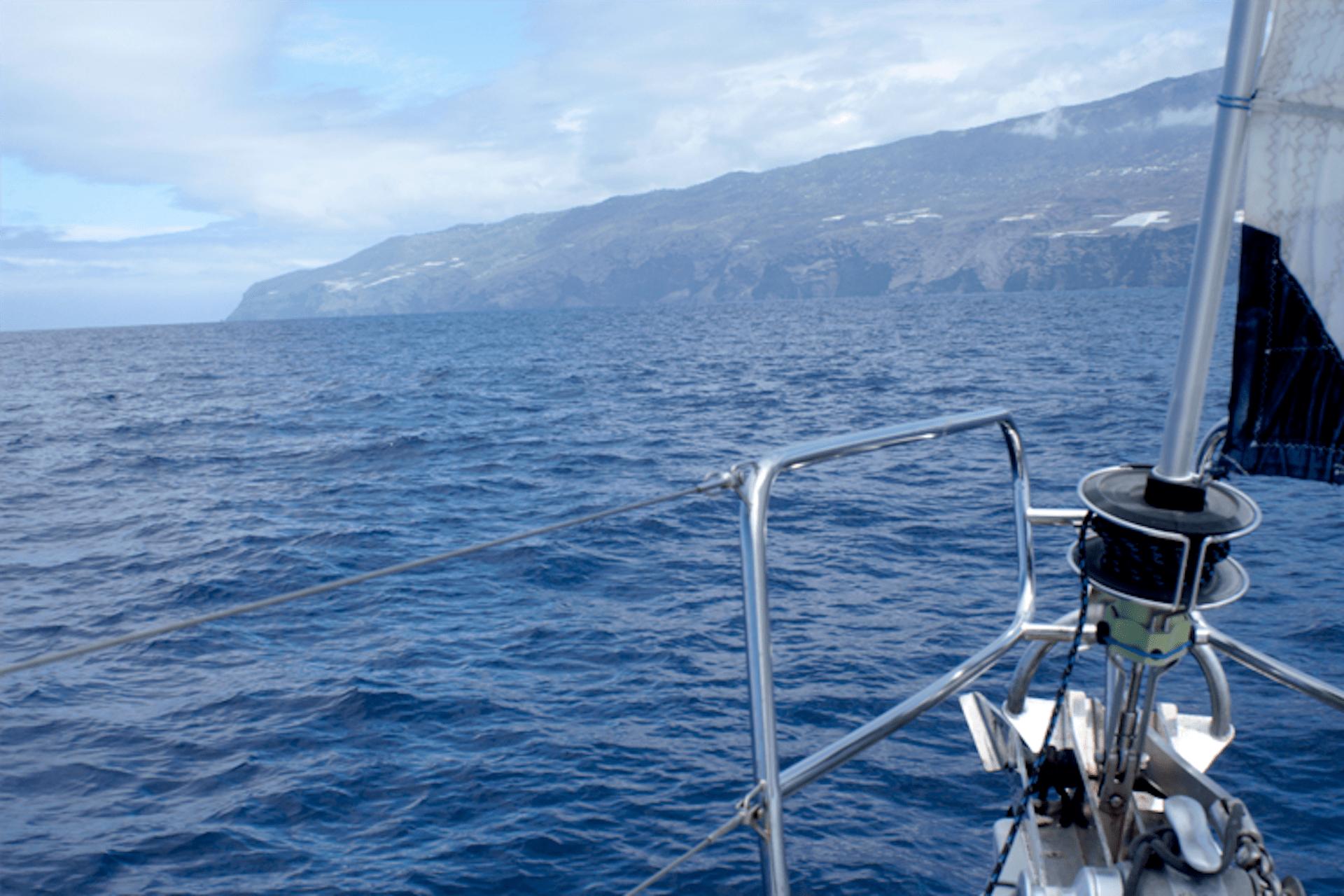 escursione in barca la palma isole canarie
