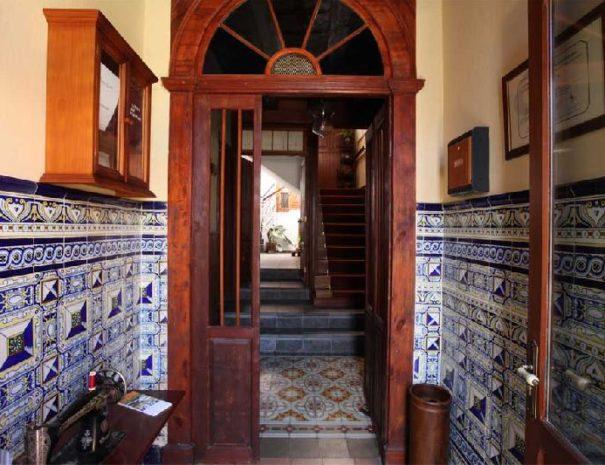 casa san sebastián: yaiza santa cruz de la palma alloggi appartamenti case rurali