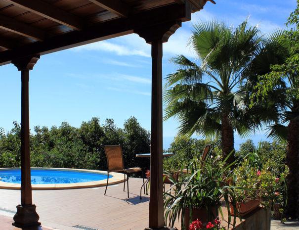 casa el manso tijarafe la palma islas canaria