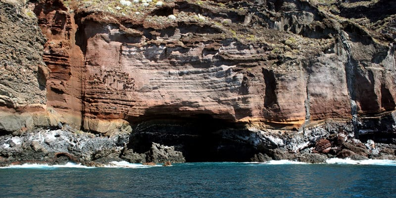 La Palma Boat Tour: Northern Coast Trip