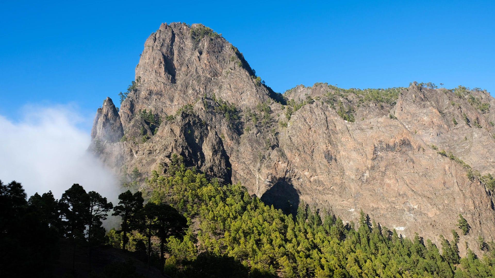Caldera de Taburiente La Palma Natural Canarie