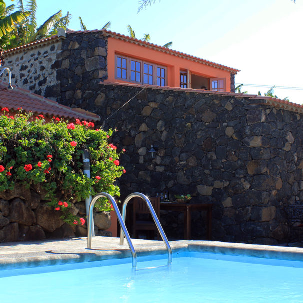 Ecofinca teresa Cottage La Punta Tijarafe La Palma Island Canary Islands