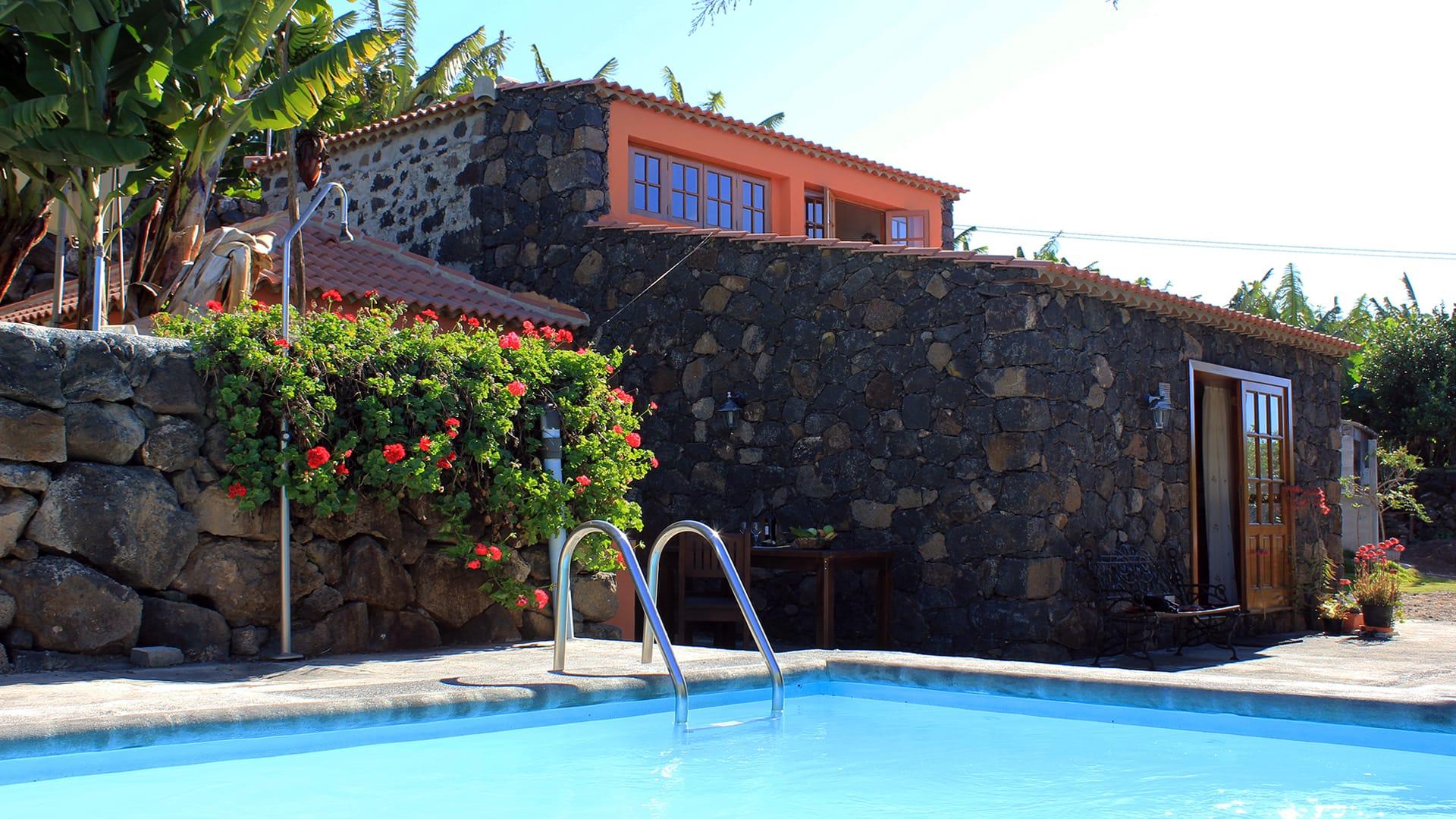 ecofinca teresa casa rurale tijarafe la palma isole canarie