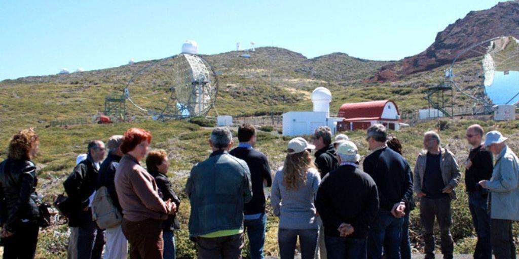 Roque de los Muchachos Observatory Visit