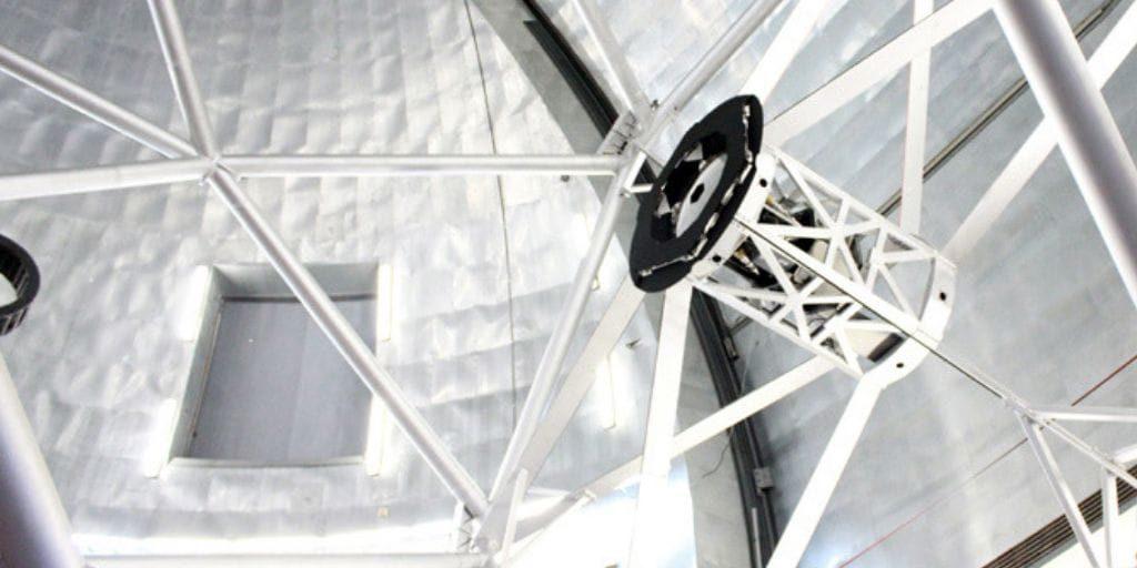 Roque de los Muchachos Observatory Visit 6