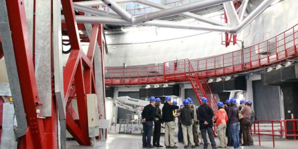 Roque de los Muchachos Observatory Visit 5