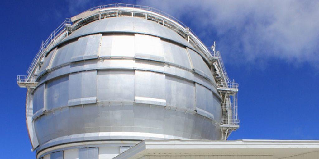 Roque de los Muchachos Observatory Visit 3