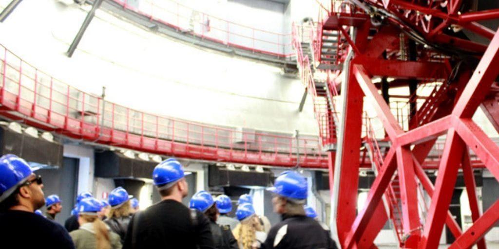 Roque de los Muchachos Observatory Visit 4