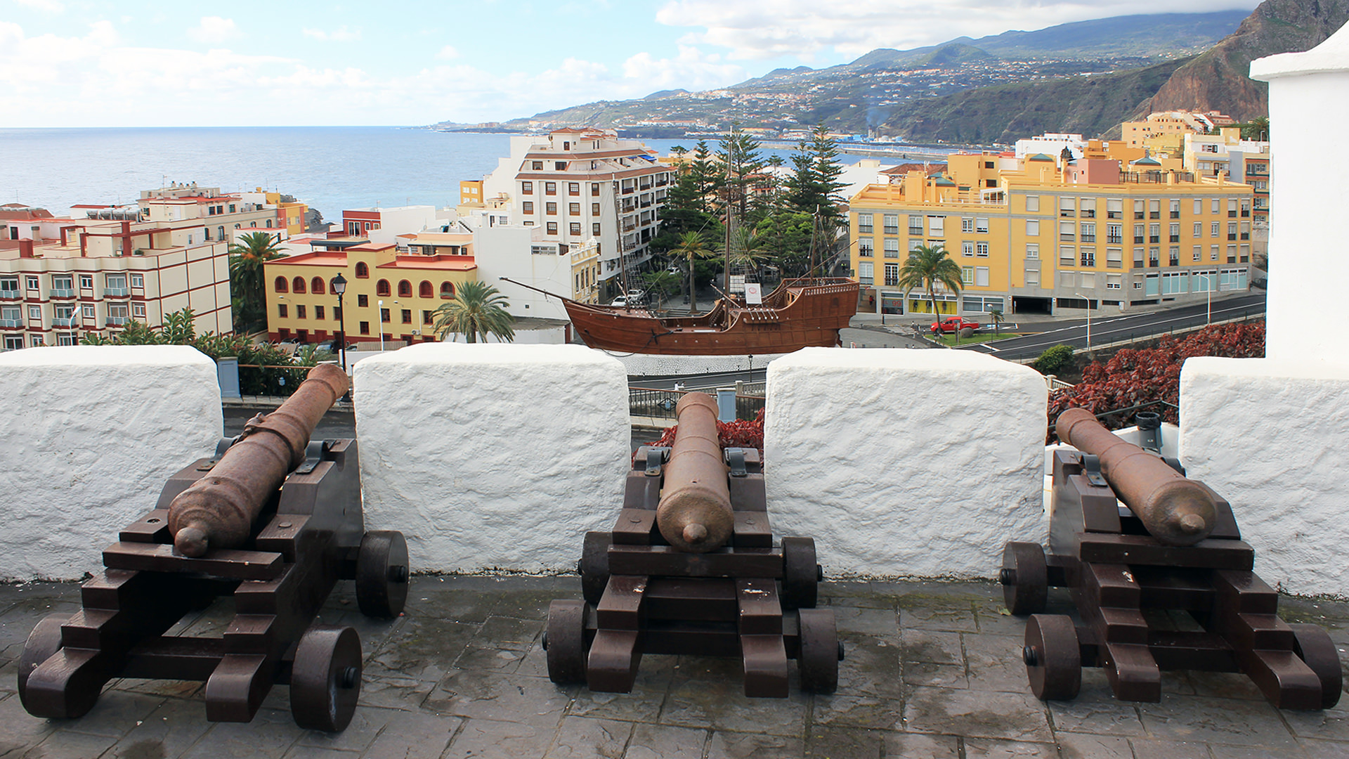 La capitale Santa Cruz de La Palma tours e visite guidate