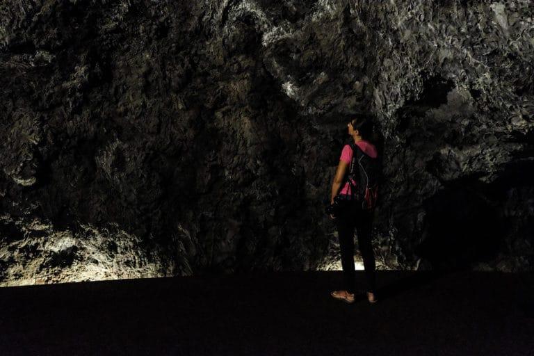 Cueva-vulcanica