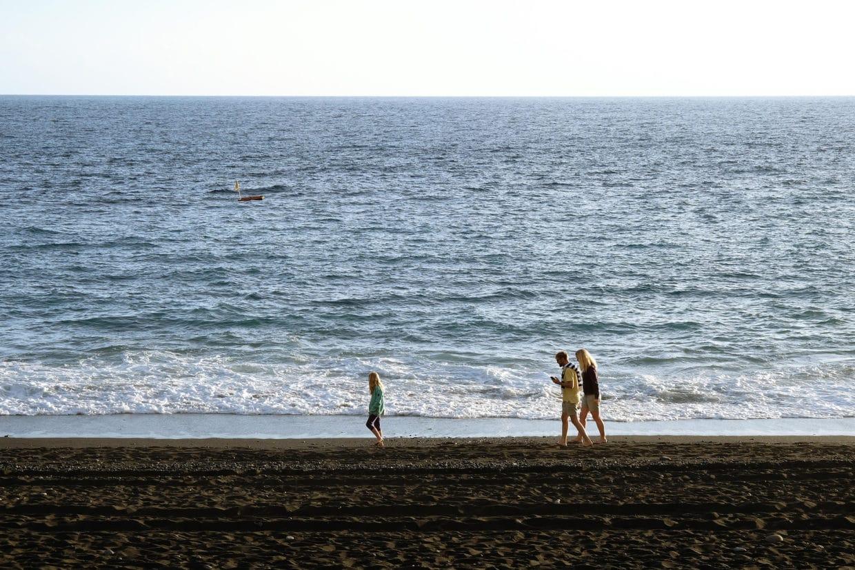 che tempo fa a La Palma Canarie Webcam