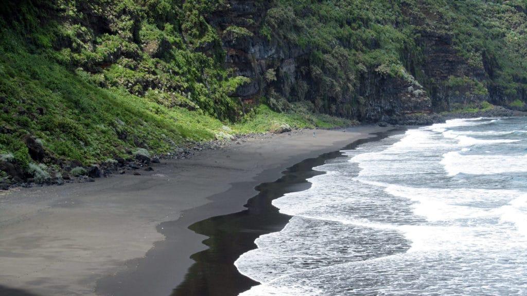 Playa Nogales La Palma Natural Canarie