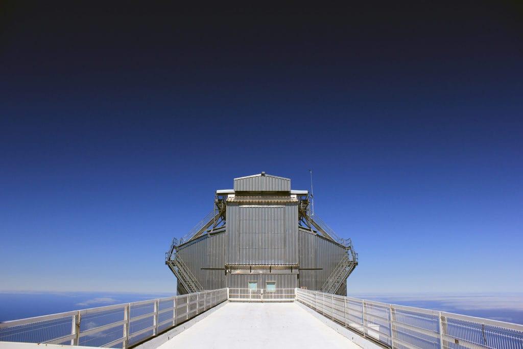 Astroturismo La Palma Canarie telescopio-nazionale-galileo-galilei