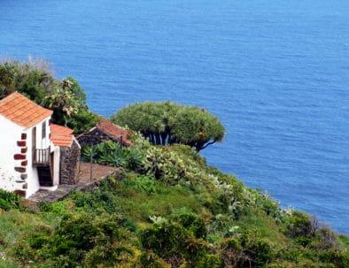 le più belle camminate de La Palma il nord rurale