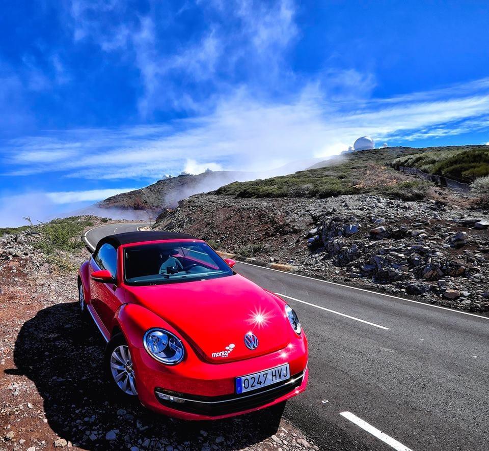 Rent a car noleggio auto La Palma Isole Canarie