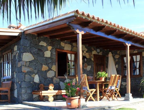 Casa Arecida Tijarafe La Palma Isole Canarie