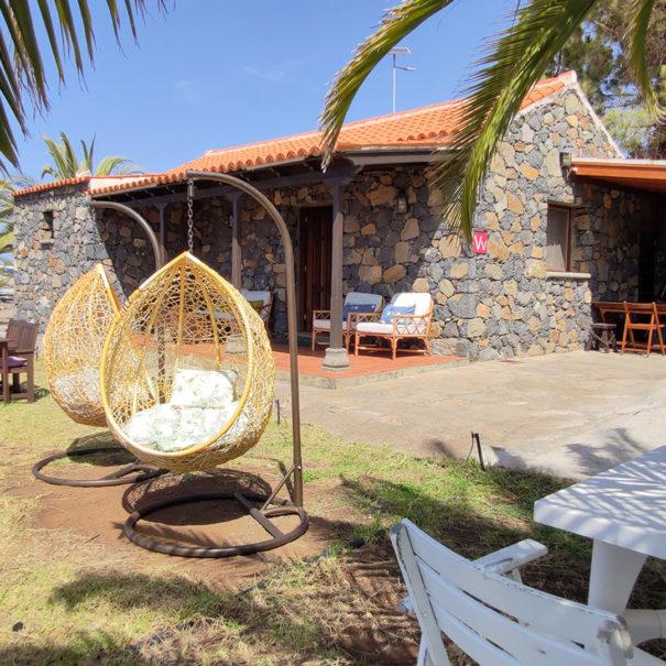 Casa Rurale La Roquina a Tijarafe alloggi a La Palma Canarie