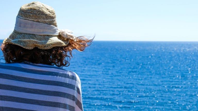 Vacanze alternative alle Canarie: spiaggia Charco verde a La Palma