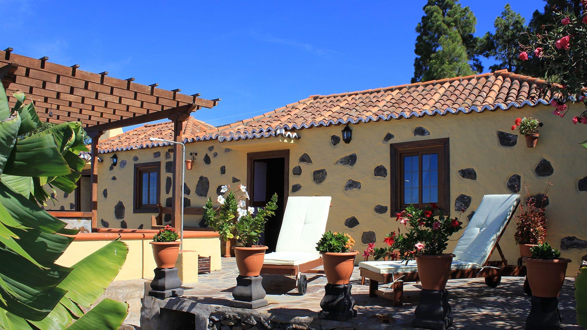 Dove alloggiare a La Palma Canarie Case Rurali