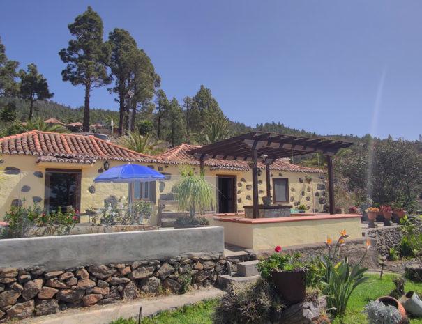 Casa Rurale La Chirlaca a Tijarafe alloggi a La Palma Canarie