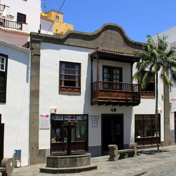 Appartamenti La Fuente Santa Cruz de La Palma Isole Canarie