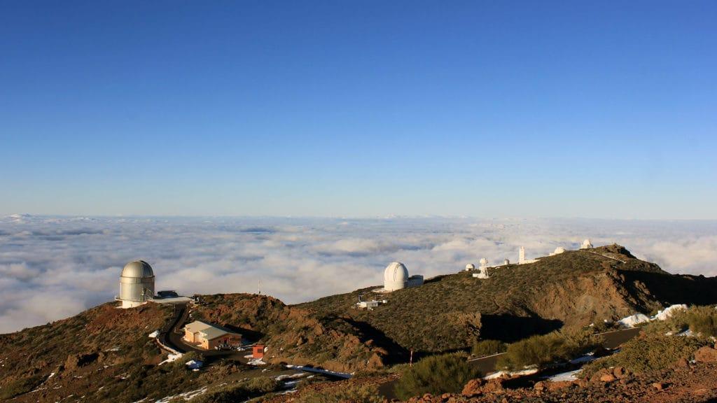 le camminate più belle de La Palma mar-de-nubes-osservatorio-roque-de-los-muchachos