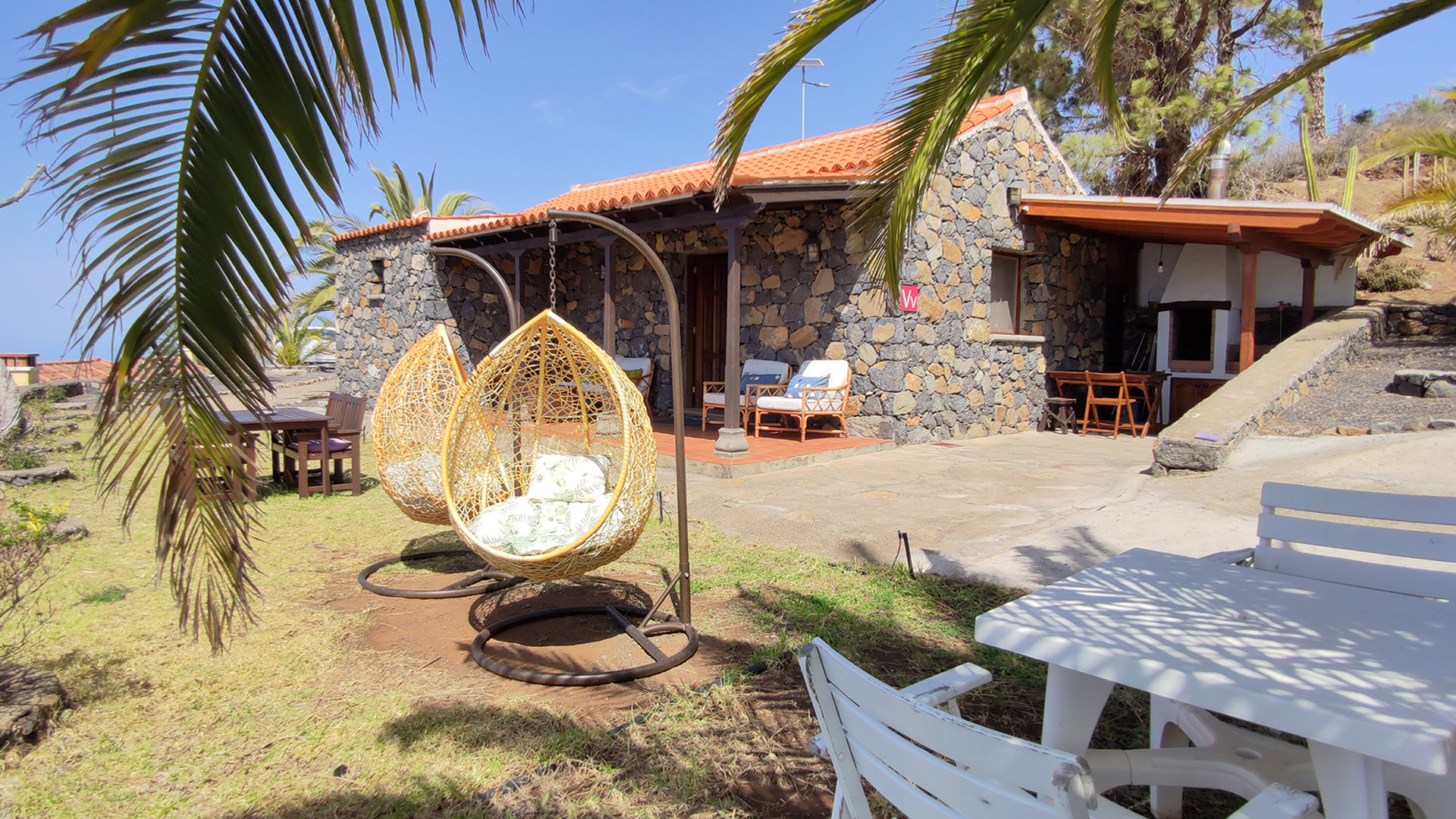 La Roquina Rural House La Punta de Tijarafe La Palma Book your apartment and house with La Palma Natural