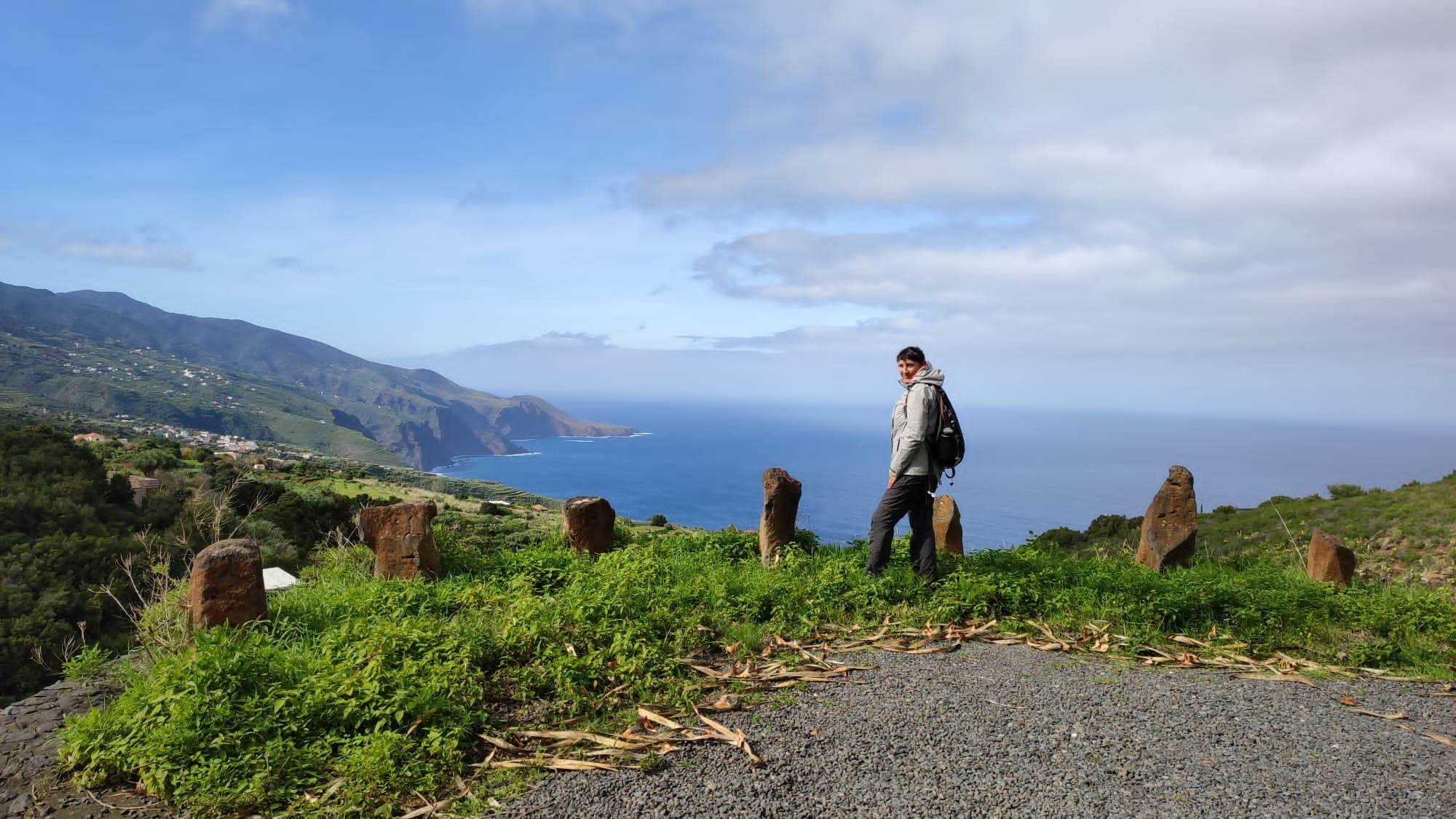 Guida turistica locale isole canarie la palma tour visite guidate