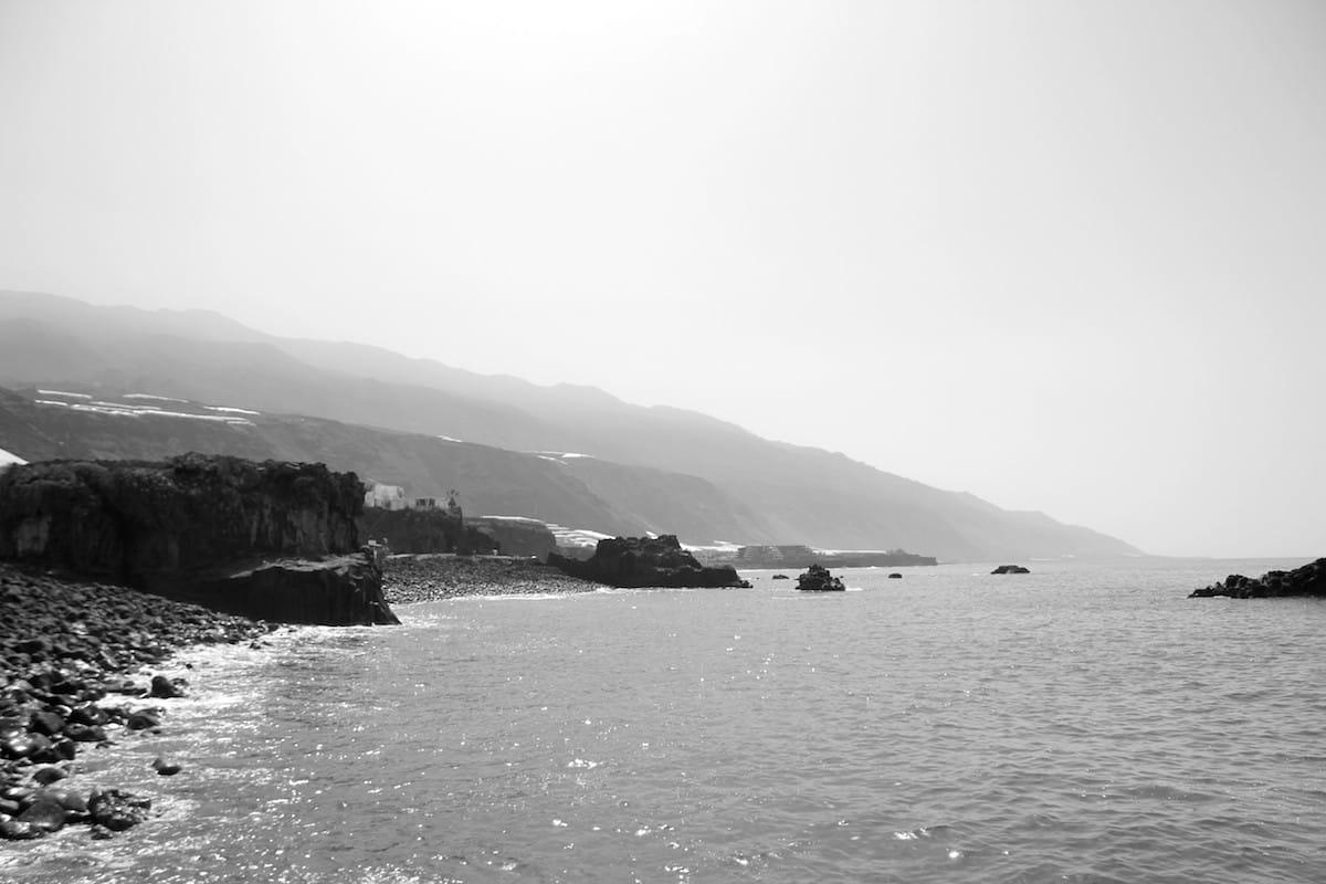 La Bombilla dalla costa La Palma Natural Viaggi e Turismo