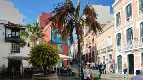 Sightseeeing tour guided tours Santa Cruz de La Palma cultural and arquitectonical heritage
