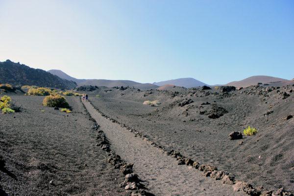 rutas de senderismo para todos los niveles con guía local en La Palma Islas Canarias