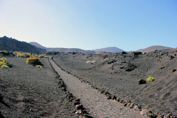 trekking itineraries for all levels La Palma Canary Islands