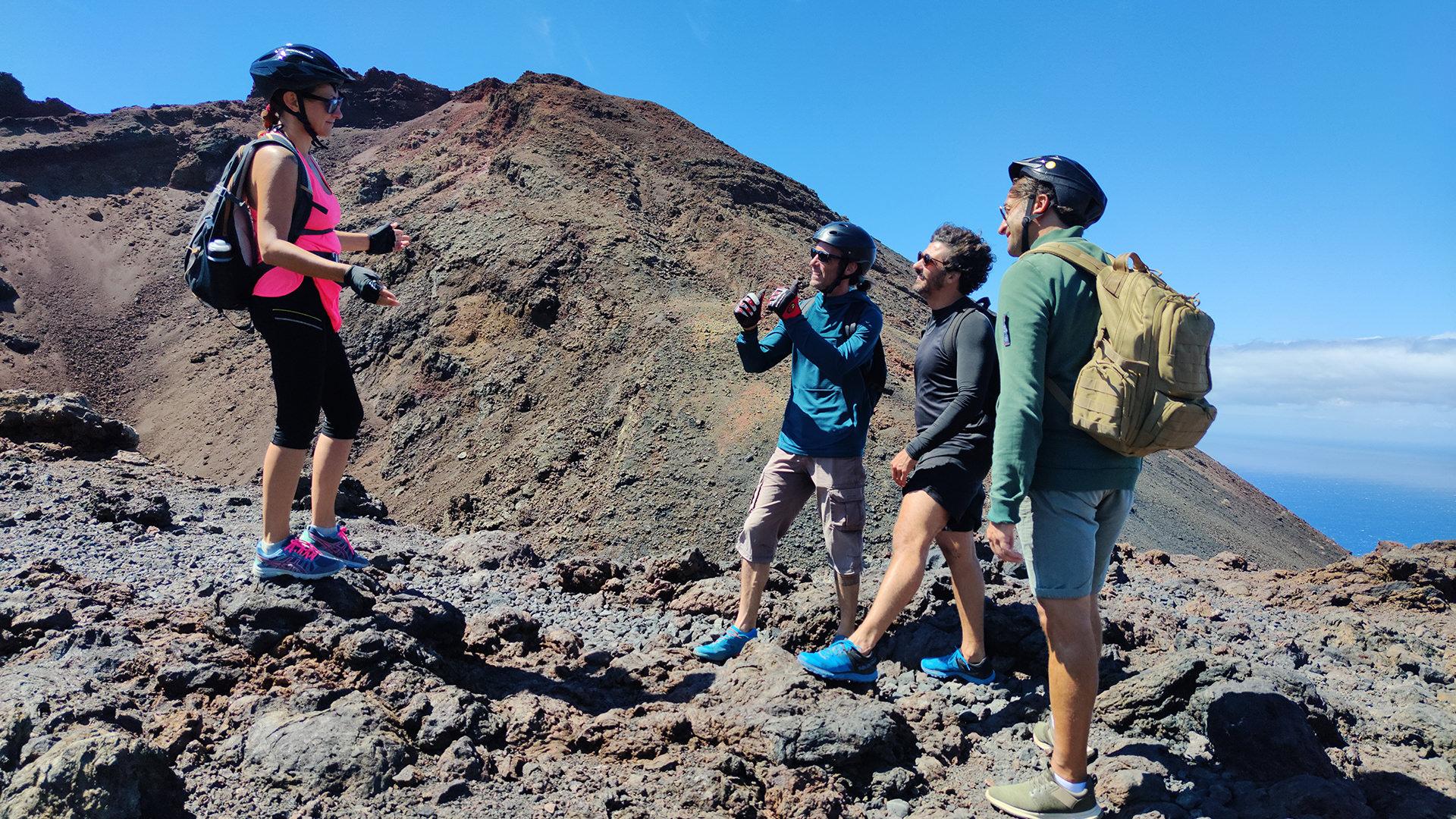 Escursione Ecoturismo La Palma con una guida professionale La Palma Natural - Isole Canarie