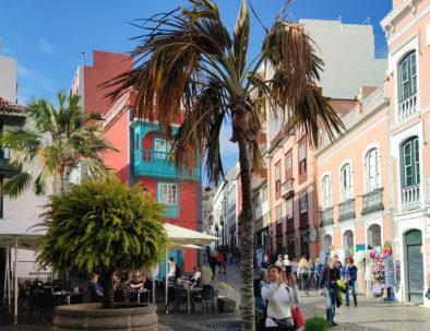 La capitale Santa Cruz de La Palma tours e visite guidate. Scopri la storia, la cultura e l'architettura