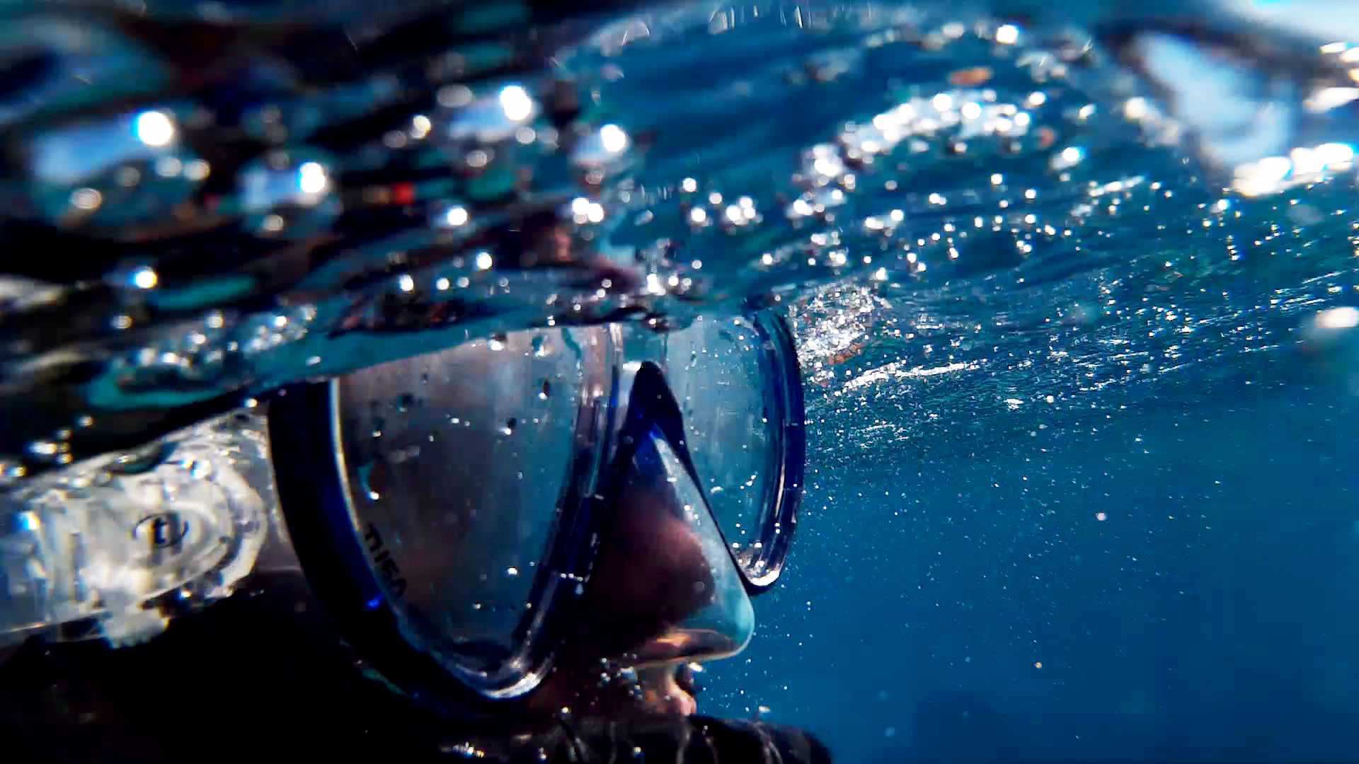 Snorkeling La Palma: Escursione Ecoturismo La Palma istruttore PADI La Palma Natural - Isole Canarietrekking snorkel snolkeling visite guidate noleggio La Palma Isole Canarie